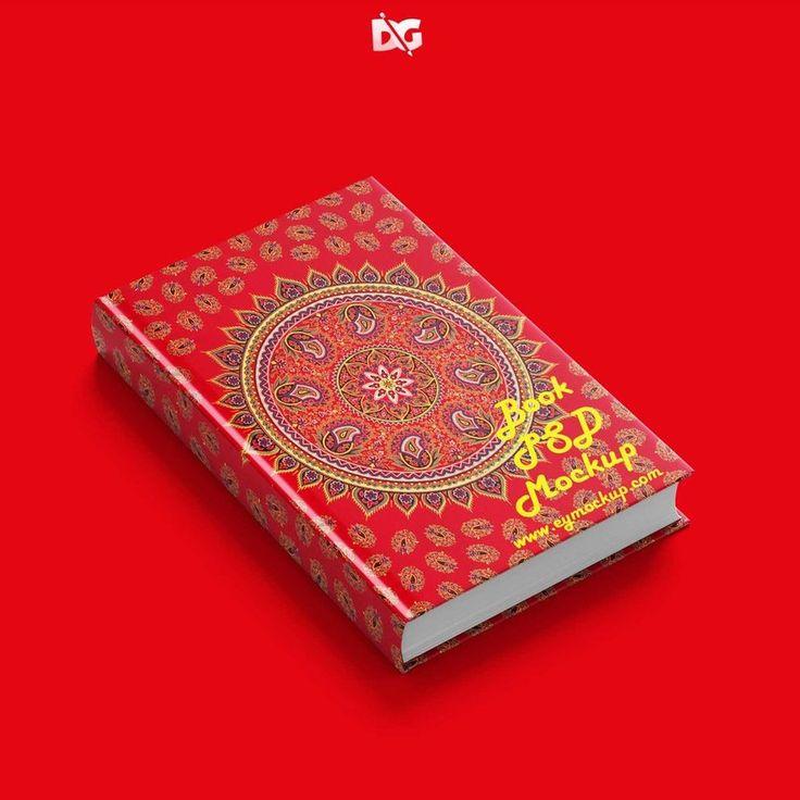 Book Cover Design Mockup by arunrameshimpex.deviantart.com on @DeviantArt