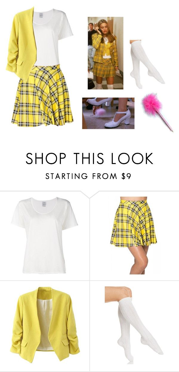 """""""Cher from clueless costume"""" by sydney1423 ❤ liked on Polyvore featuring Visvim and Hue"""