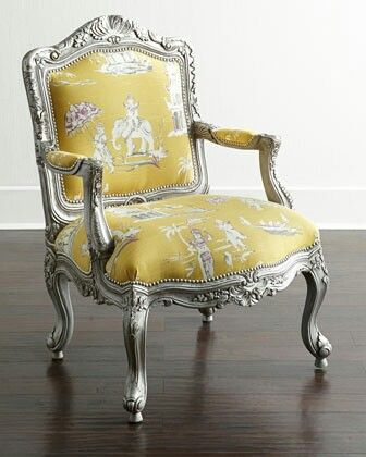 Gorgeous Arm Chair