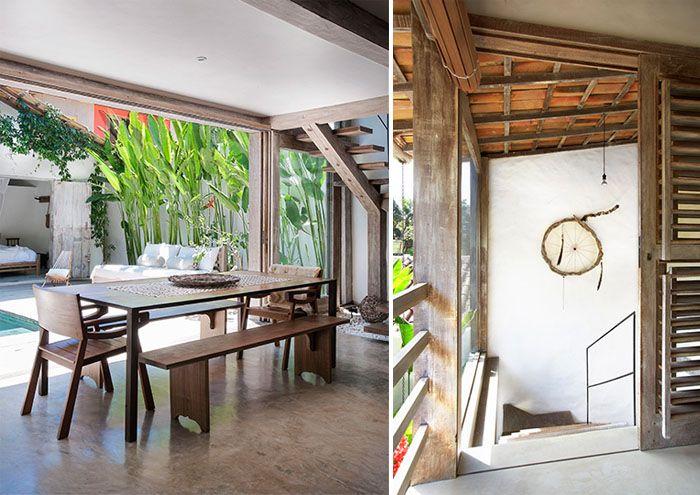 Casa Lola Casas, Pousada, Construindo