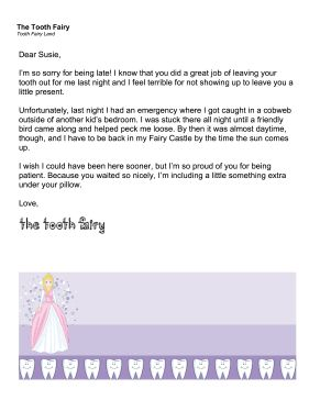 Yep The Tooth Fairy Forgot To Show Up At Our House Last