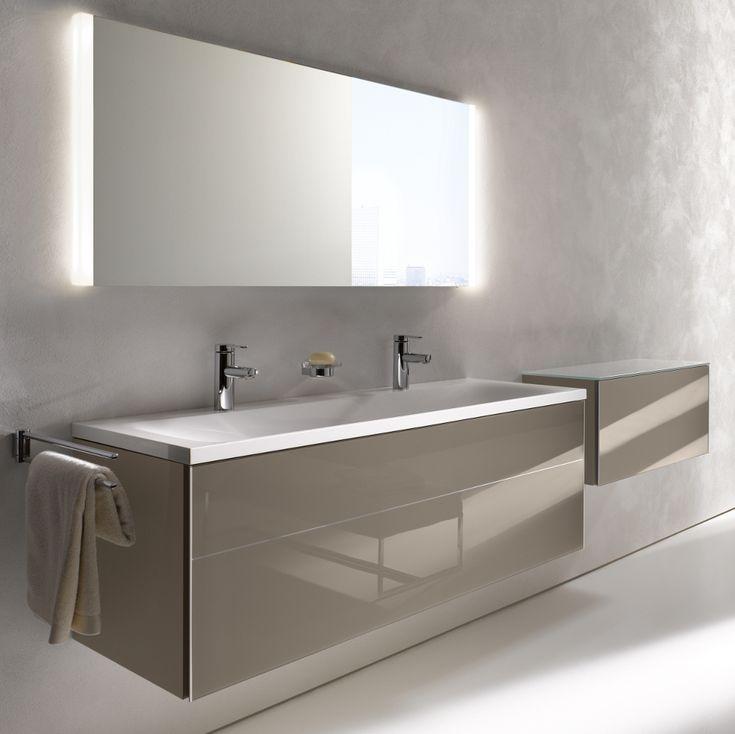 24 best Bad images on Pinterest Bathroom, Bathrooms and Bathroom - moderne badezimmermbel
