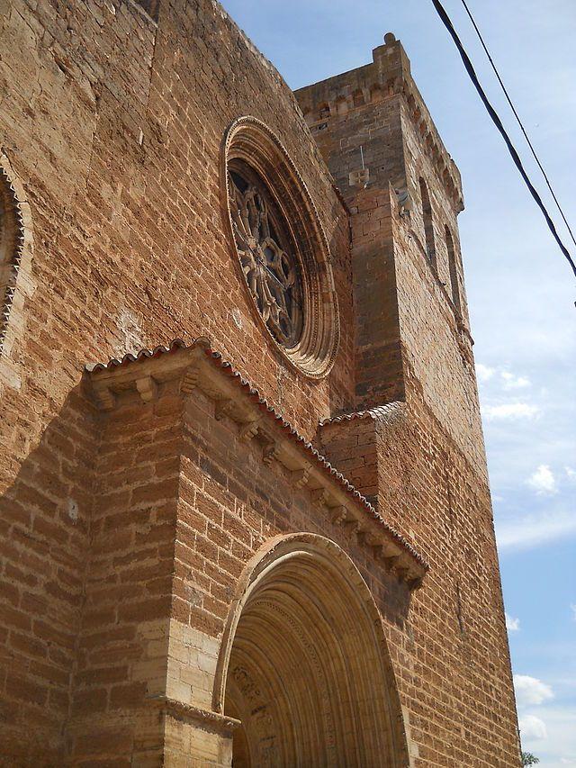 Guadalajara Cifuentes iglesia San Salvador