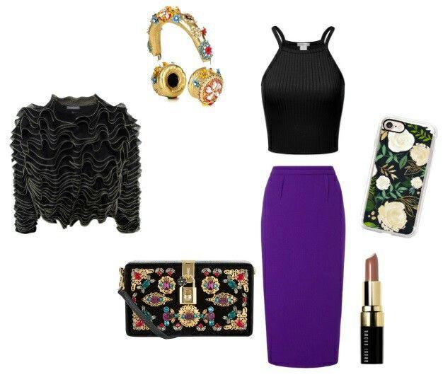 The Carnival fashion! Click for more...