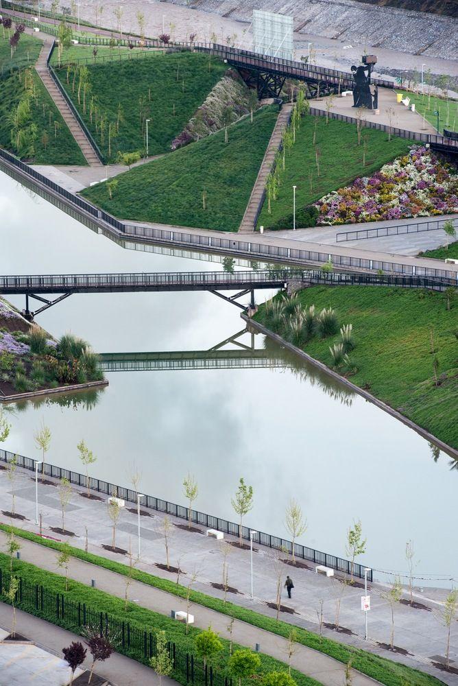 Galería de Parque Fluvial Padre Renato Poblete / Boza Arquitectos - 22