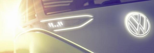 Volkswagen mostra conceito de veículo elétrico autônomo com volante retrátil