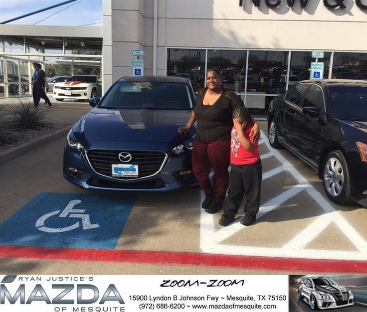 https://flic.kr/p/PrcSAp | Congratulations Dorothy on your #Mazda #Mazda3 5-Door from Gregory Powell at Mazda of Mesquite! | deliverymaxx.com/DealerReviews.aspx?DealerCode=B979