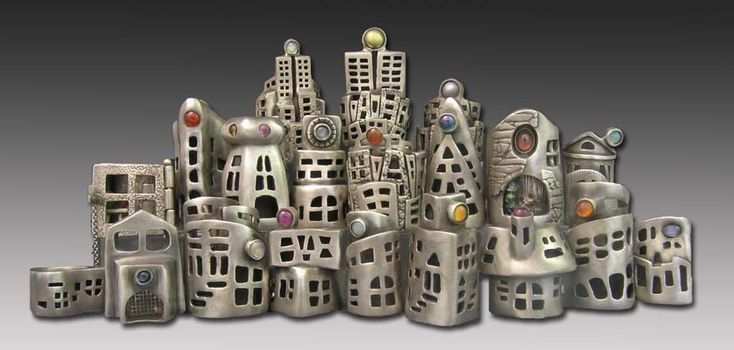 "Hadar Jacobson: ""city of rings"""