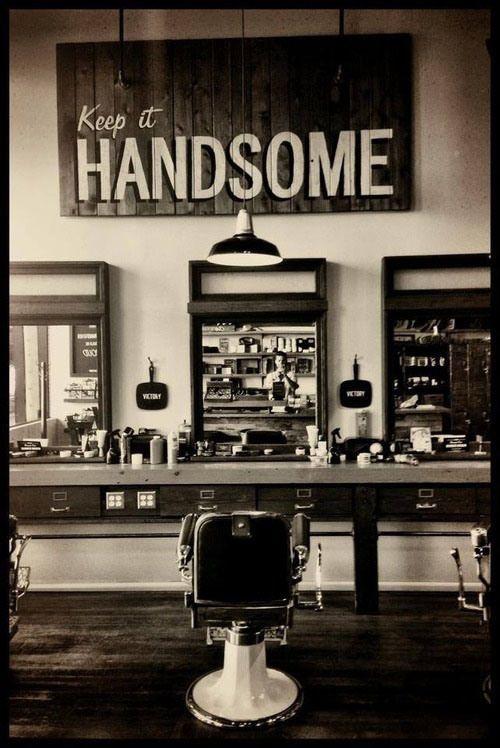 Barber Shop Jersey City : M?s de 1000 ideas sobre Barber Shop Interior en Pinterest Barber?a ...