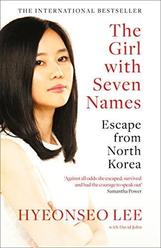 Image result for The girl with the seven names
