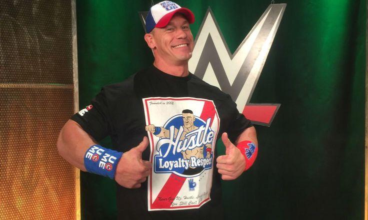 John Cena hypes tonight's SmackDown Live, NXT star on Talk is Jericho, WWE – ESPN news