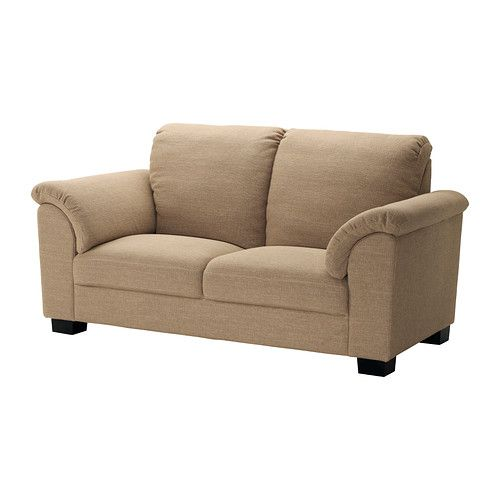 TIDAFORS Two-seat Sofa IKEA The High Back Gives Good
