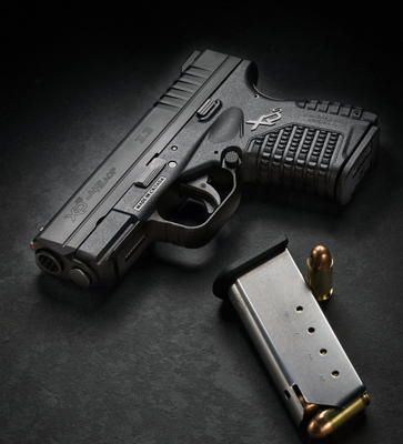 Springfield Armory XDS Single Stack .45ACP Micro - I want one... or ten