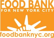 NYC Food Bank Challenge! COMPLETE! Click for blog post