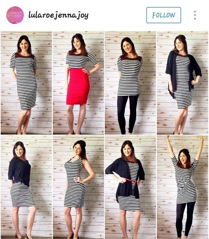So many ways to wear a Julia! :D One of the many reasons I love LuLaRoe!