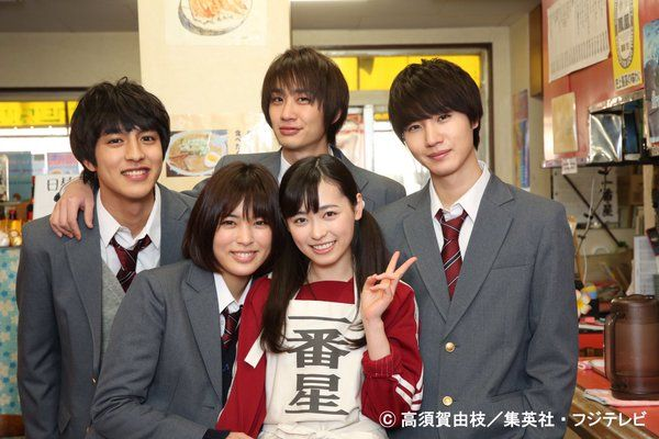 Good morning call is the best Japanese drama I have watch in my life