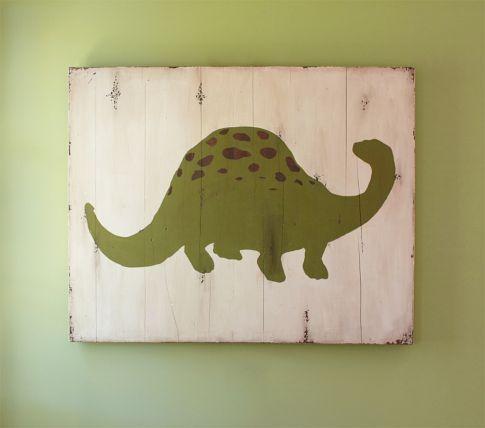 1000 ideas about dinosaur room decor on pinterest for Dinosaur decor