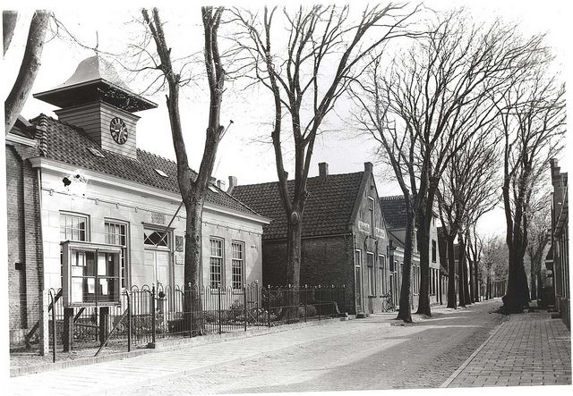 Vlieland - Raadhuis - 1948 | Flickr - Photo Sharing!