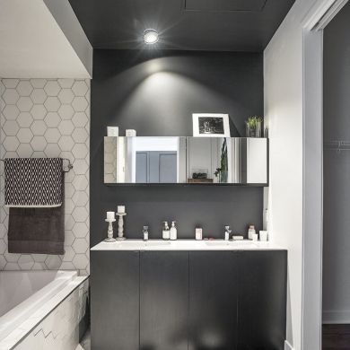 11 best Plafonds images on Pinterest Armoires, Closets and Custom in - plafond salle de bain