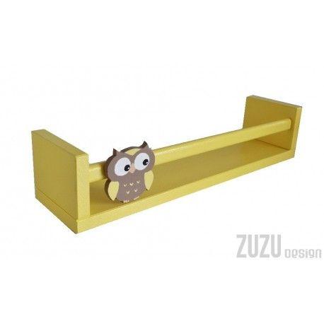 Półka z sową