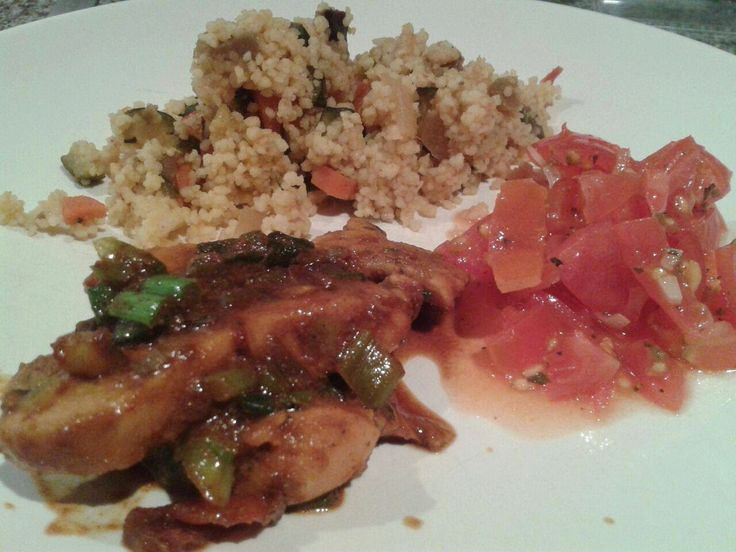 Pollo al curry saporitissimo: http://alincucina.blogspot.it/2015/02/speciale-tutto-in-uno.html