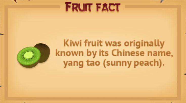 Fruit fact #12
