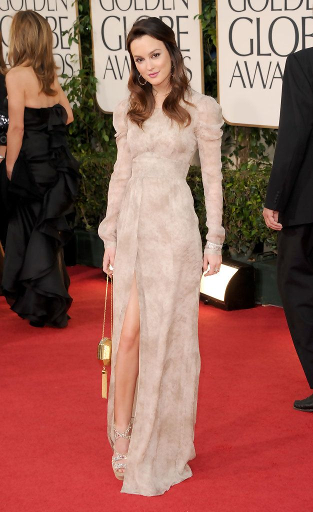 Actress Leighton Meeste