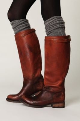 tights, wool socks, and tall riding boots. that is FALL.