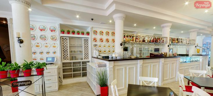 кафе Веранда Зал №1 — Интерьеры Ресторанов, кафе, баров — MyHome.ru
