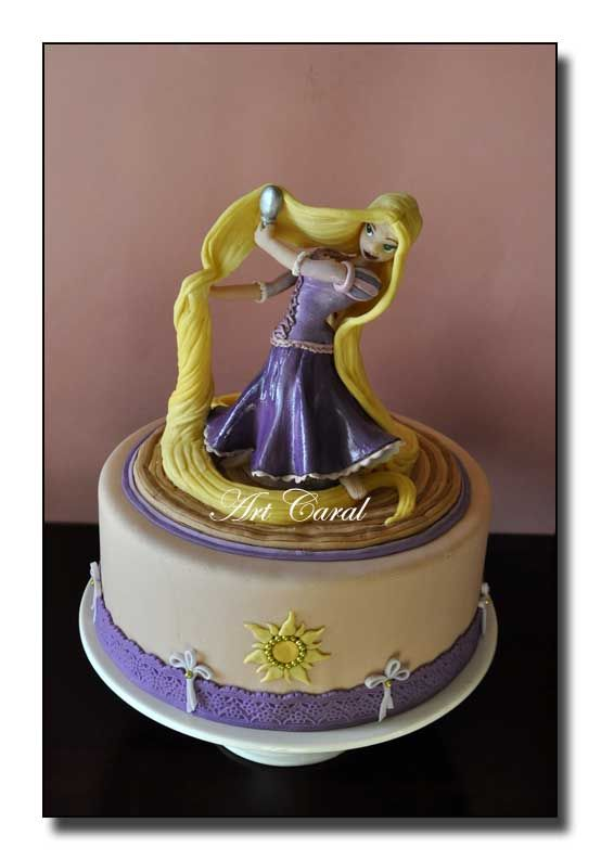 tangled wedding cake topper 79 best images about mis trabajos cake topper flower on 20753
