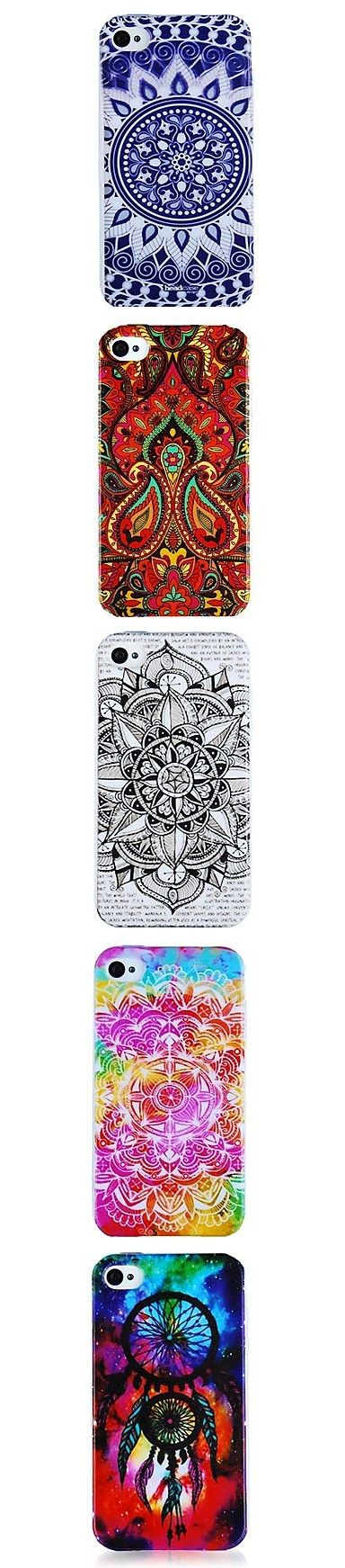 Cool pattern iPhone 5/iPhone 5S cases. Which one would you choose? Get it today! Simply click the photo...
