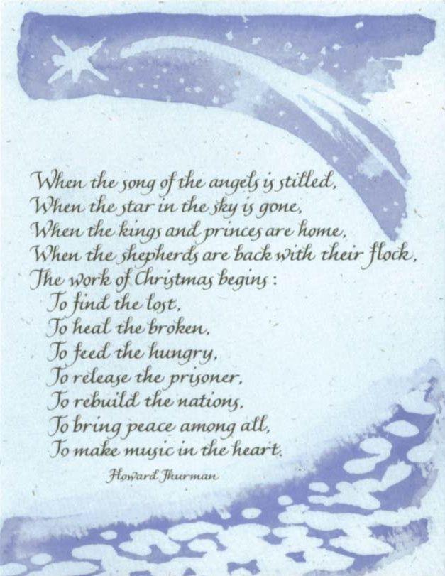 Christmas Values: On Epiphany, a belated DAY TWELVE | Sandhya Jha
