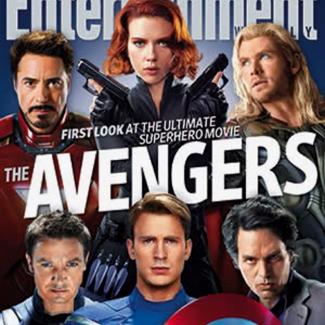 Entertainment Weekly Cover. The Avengers.: Magazine Covers, Avengers Assemble, Marvel, Entertainment Weekly, Movies, Theavengers, Superhero, The Avengers