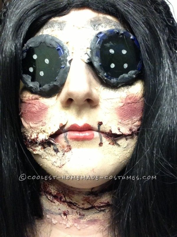 98 best Prize-Winning Scary Halloween Costumes images on Pinterest ...