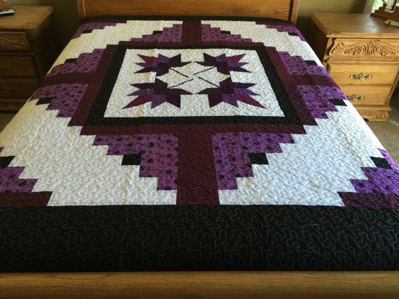 1499 Best Log Cabin Quilts Images On Pinterest Quilt Patterns Log