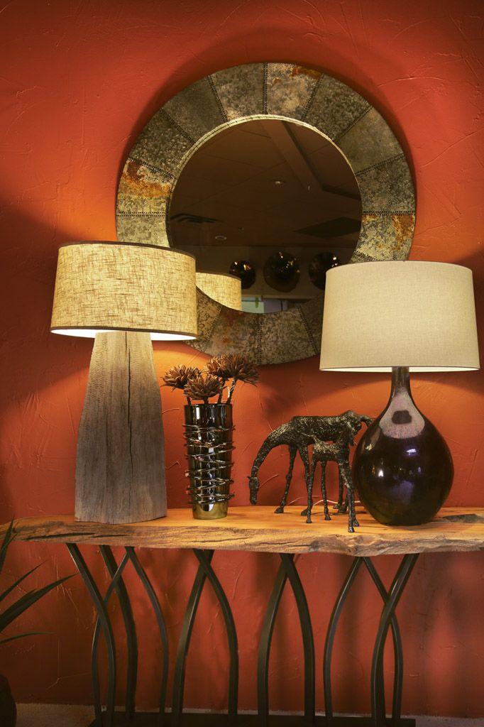 Renwil Accent Furniture Mirrors Wall Decor Wall Art Clocks Lamps