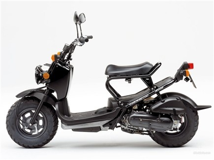 honda zoomer garage pinterest honda motorcycles and scooters. Black Bedroom Furniture Sets. Home Design Ideas