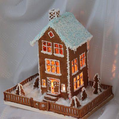 Cafè Bjerkli: Pepparkakshus