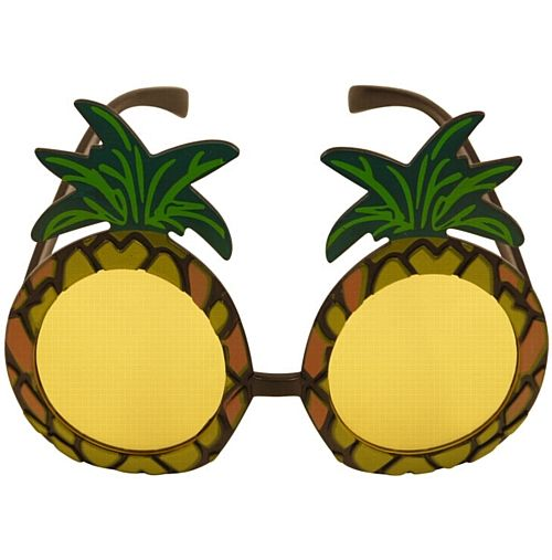"We've all seen ""beer goggles"" but what about pineapple goggles!! Aloha! For a…"