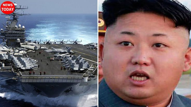 Kim Jong Un Makes Catastrophic Promise in Face of US Navy!.- News Today