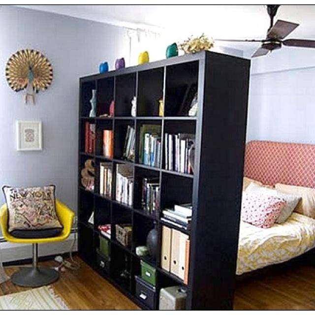 Room divider ideas.