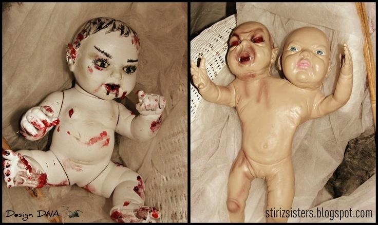 Design DNA: Creepy Baby Doll