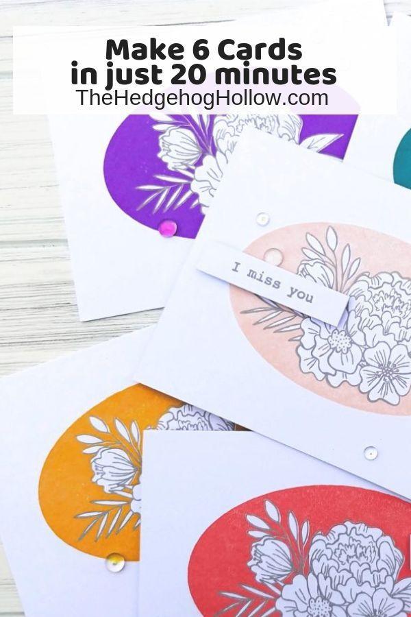 Cas Christmas Gd With Images Homemade Christmas Cards Diy
