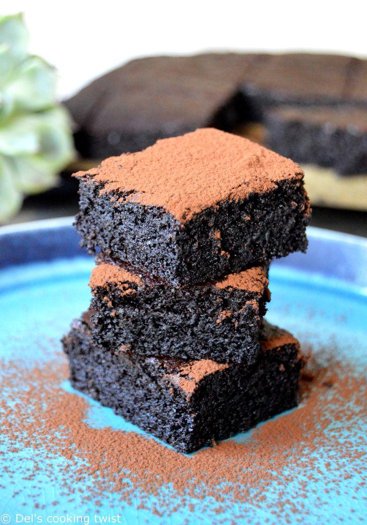 Healthy Extra Moist Chocolate Cake