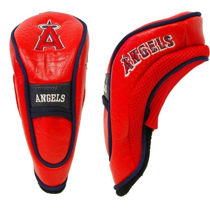 Team Golf Los Angeles Angels Hybrid Headcover, Green