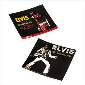 Collectible Rock N Roll Elvis Presley Valet Plate Pair --- http://www.pinterest.com.itshot.me/3um