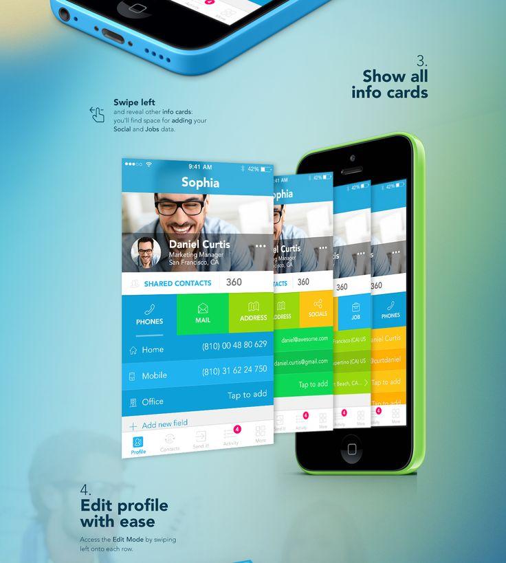 UI Design / Sophia on Behance