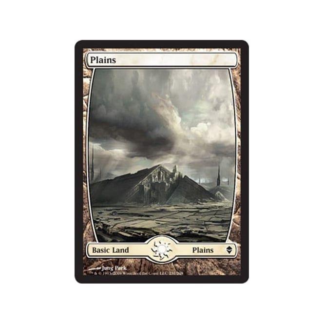 Plains (#231) (Extended Art)