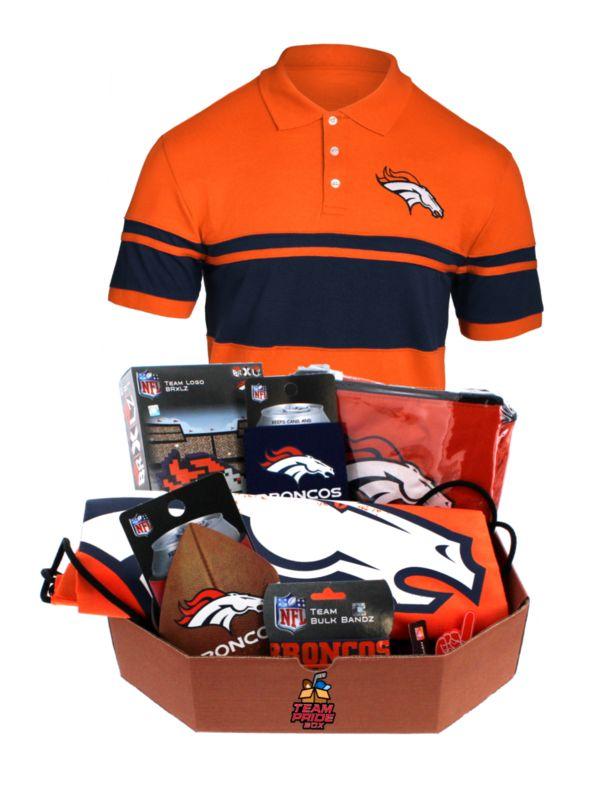 Denver Broncos Team Pride Box - Father's Day Edition