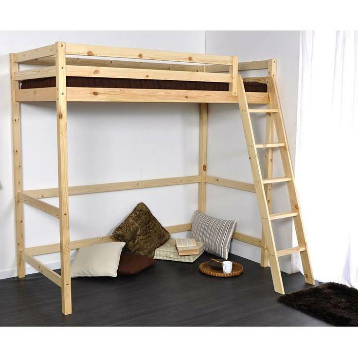 lit superpos maison du monde ides amnagement chambre ado. Black Bedroom Furniture Sets. Home Design Ideas